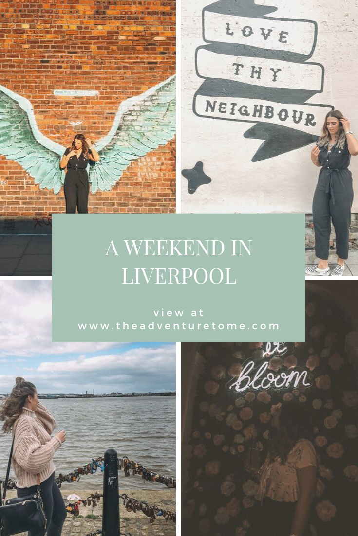 A weekend in Liverpool itinerary