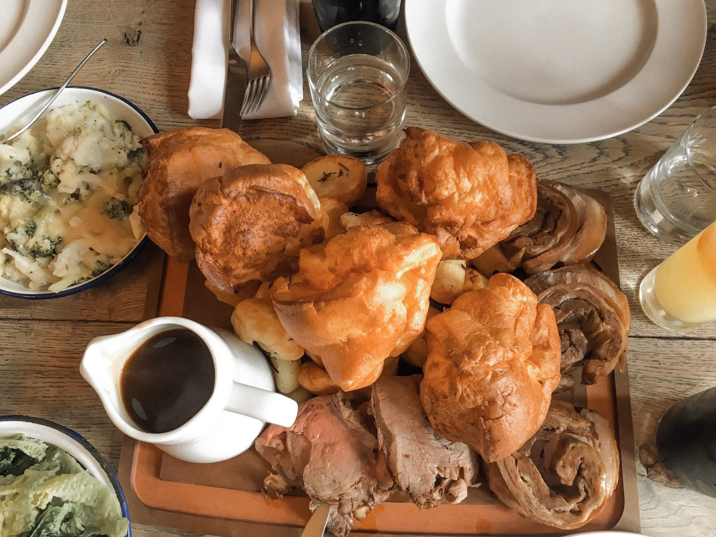 The Cowshed Bristol Sunday Roast