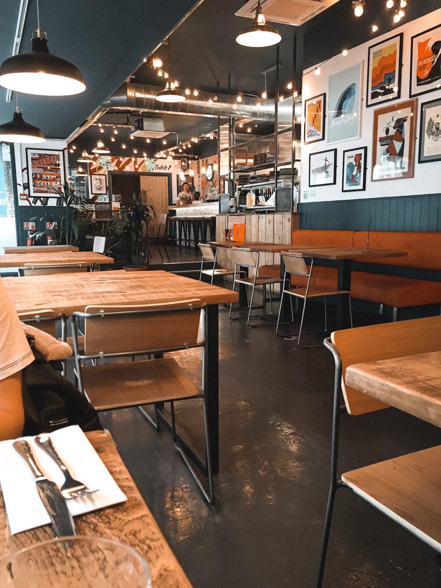 Quay Street Diner, Bristol