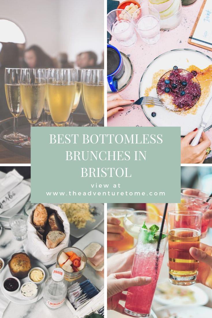 Best bottomless brunches in Bristol