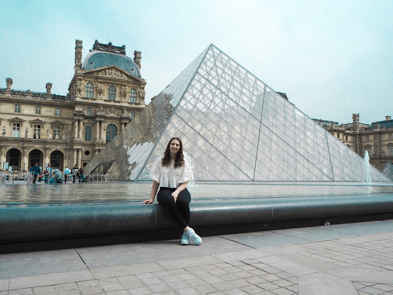The Louvre, three days in Paris