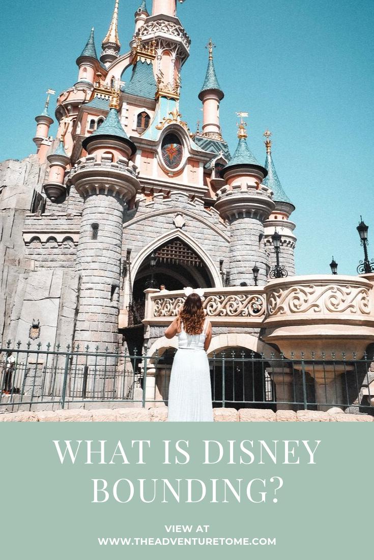 What is Disney Bounding?