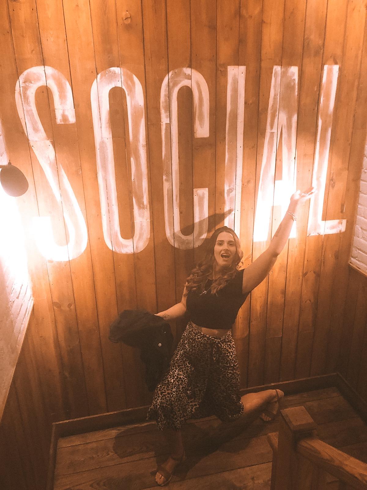 bottomless brunch in Bristol at prince street social