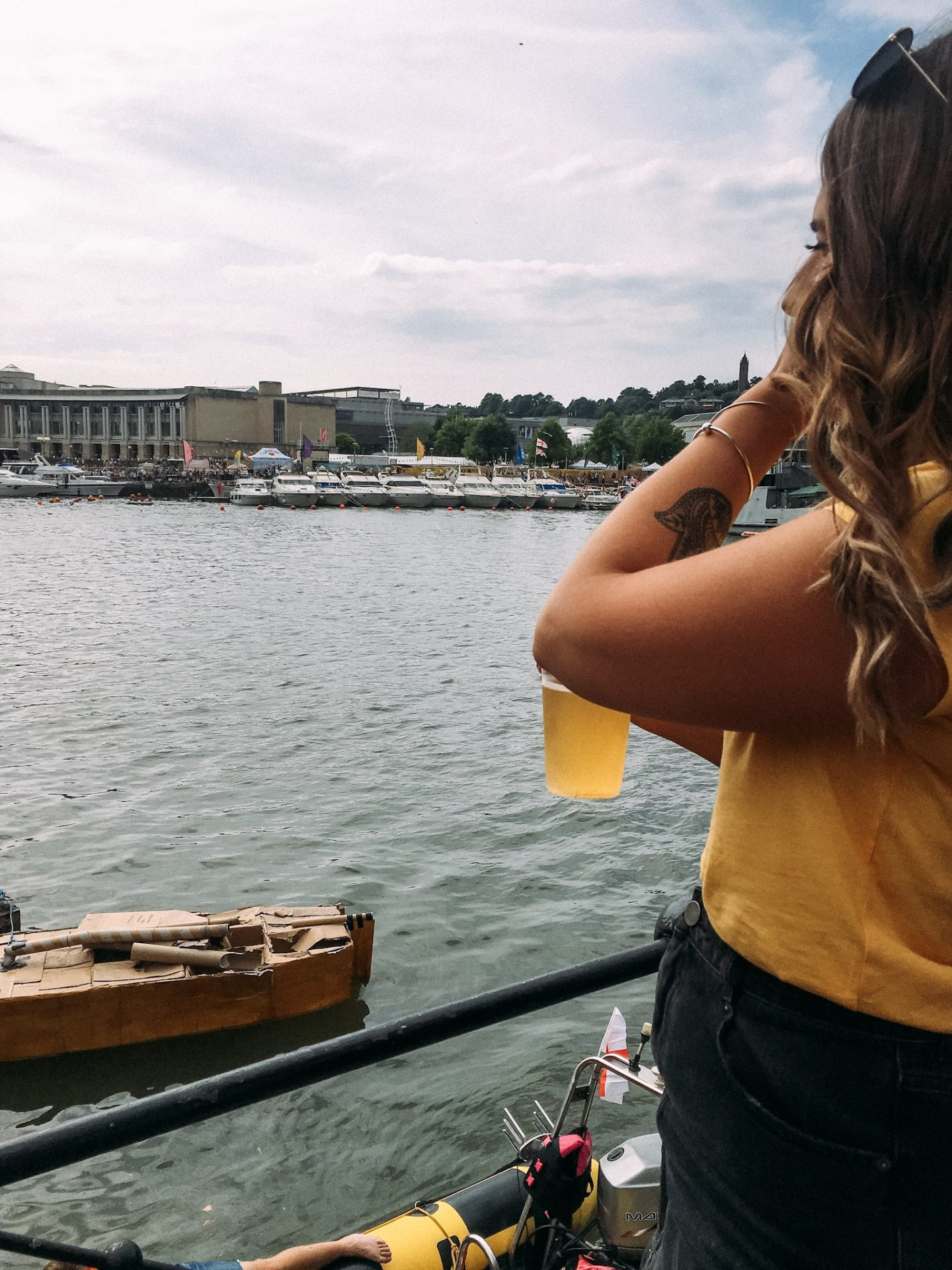 Bristol harbourfest - Bristol summer events