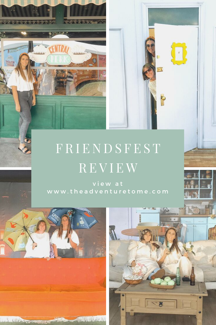 Friendsfest review