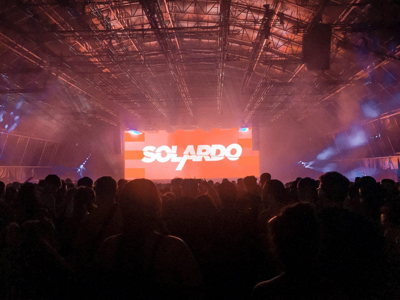 Solardo at Creamfields festival
