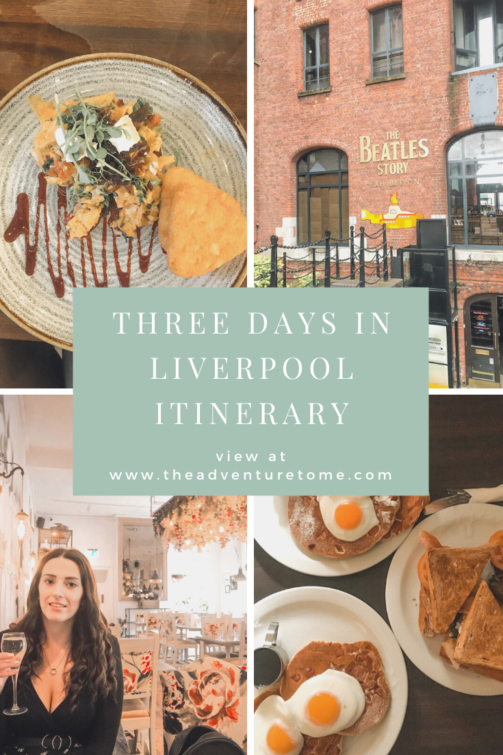 Three days in Liverpool itinerary