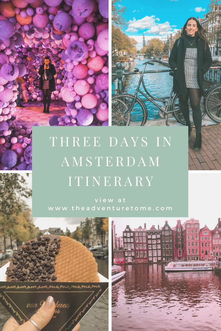 Three Days in Amsterdam