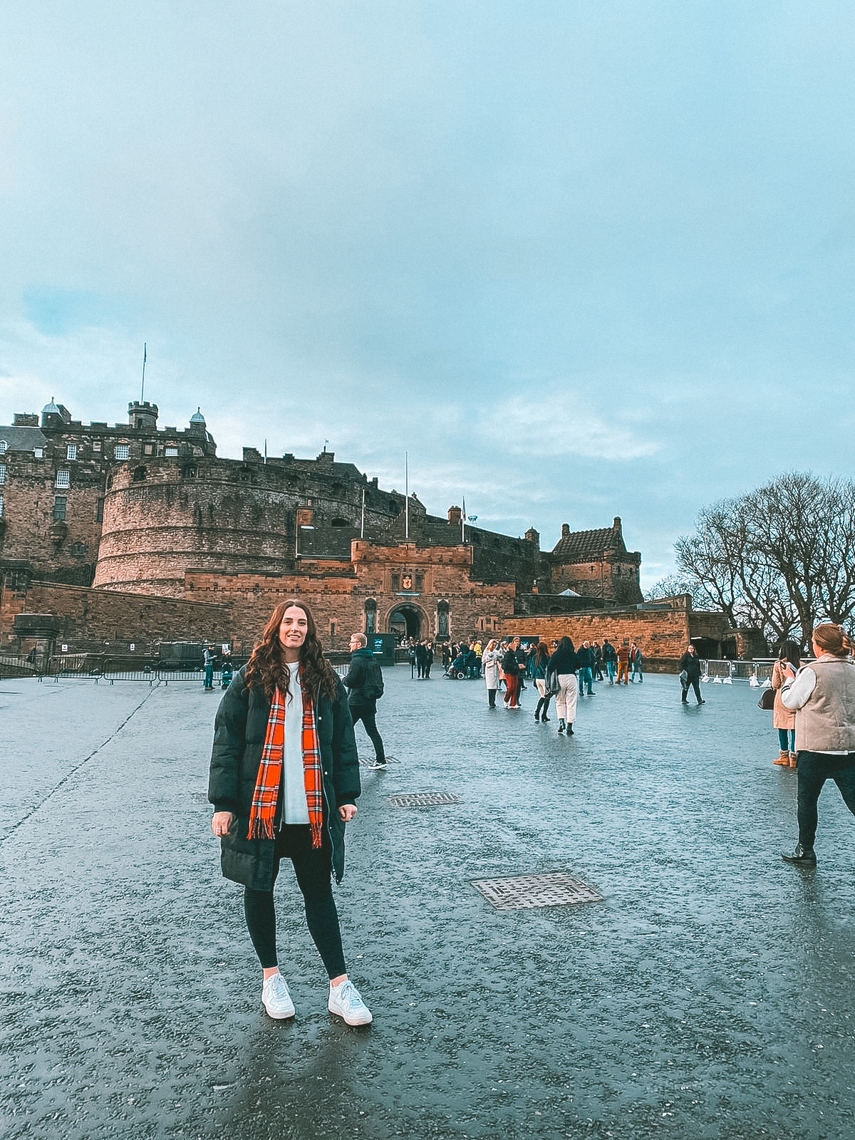 Edinburgh castle - a weekend in Edinburgh