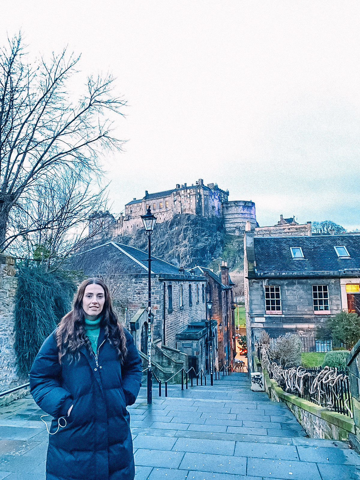 Miss Jean Brodie Steps in Edinburgh - weekend in Edinburgh