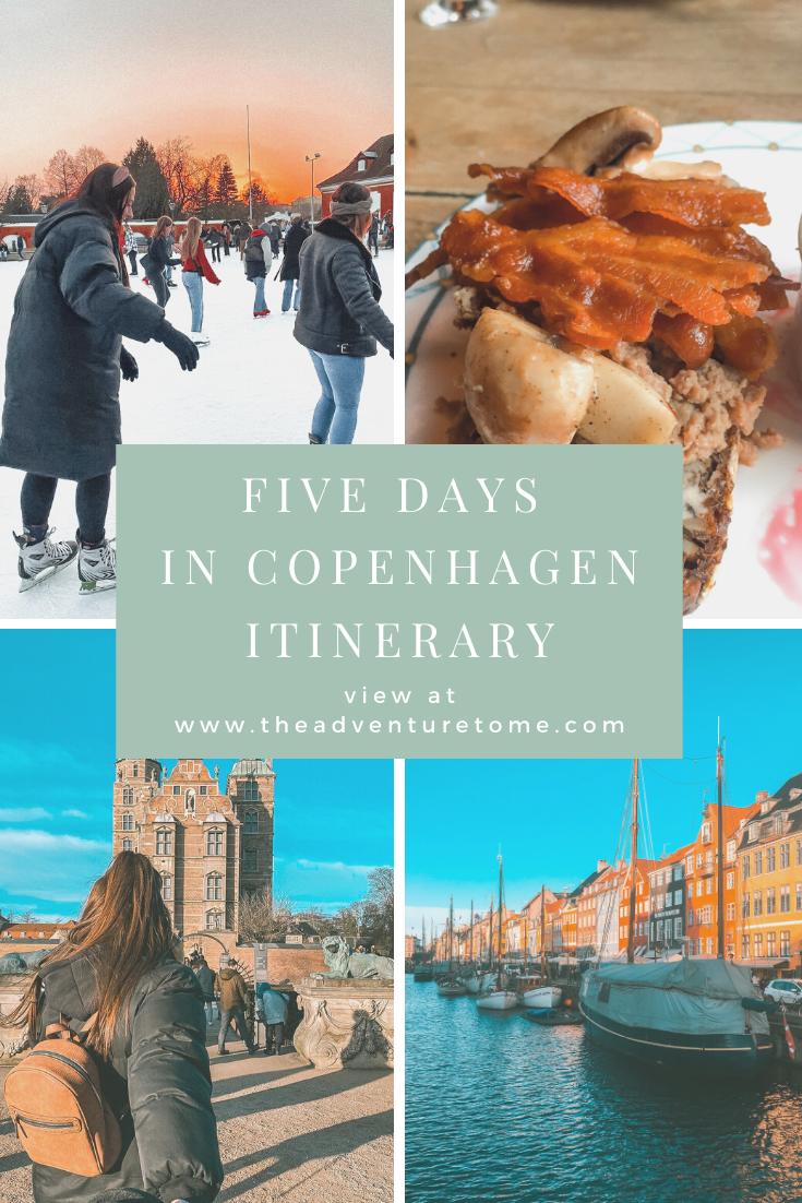 Five Days in Copenhagen