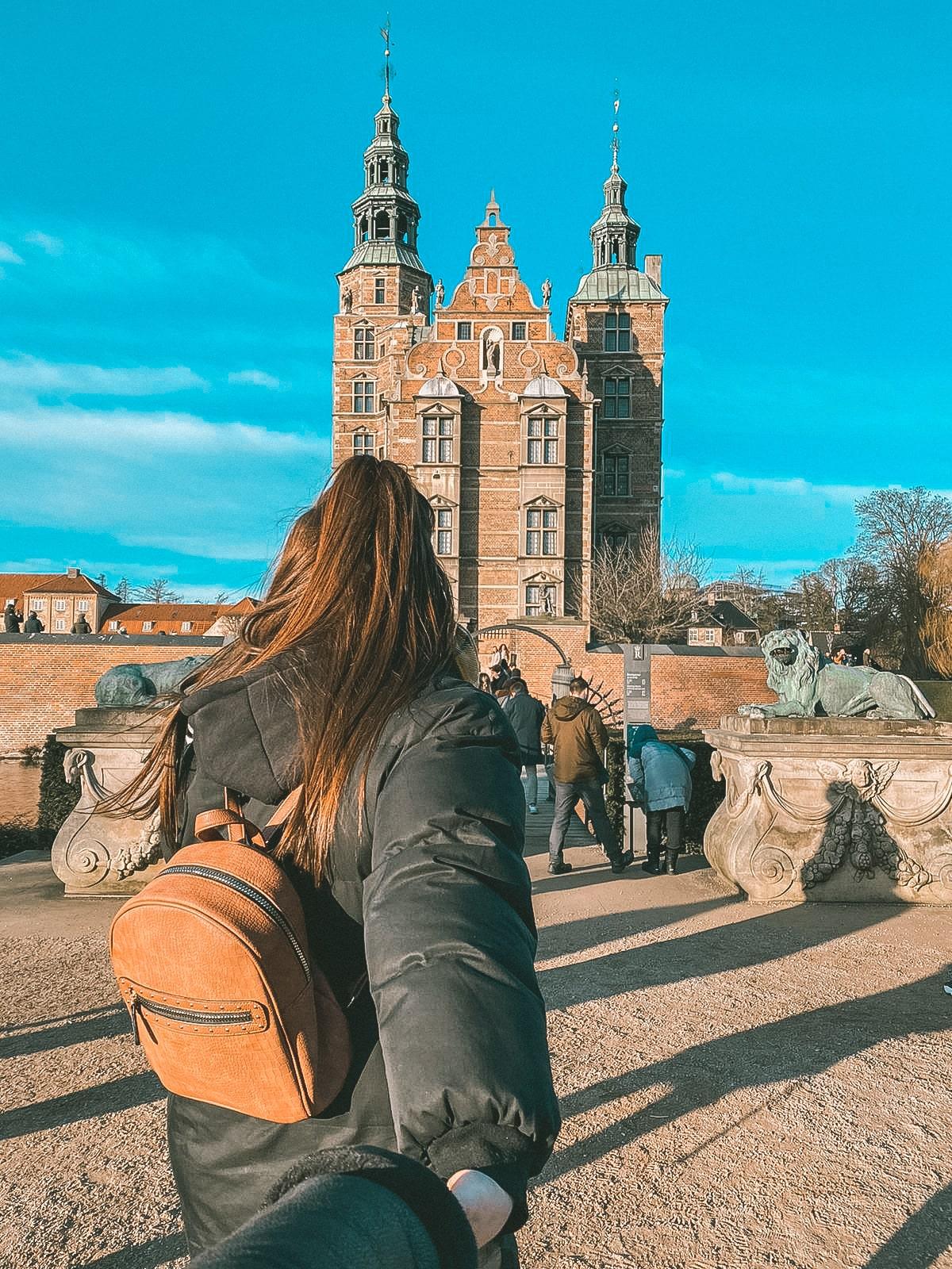 Follow me to Rosenborg Castle in Copenhagen