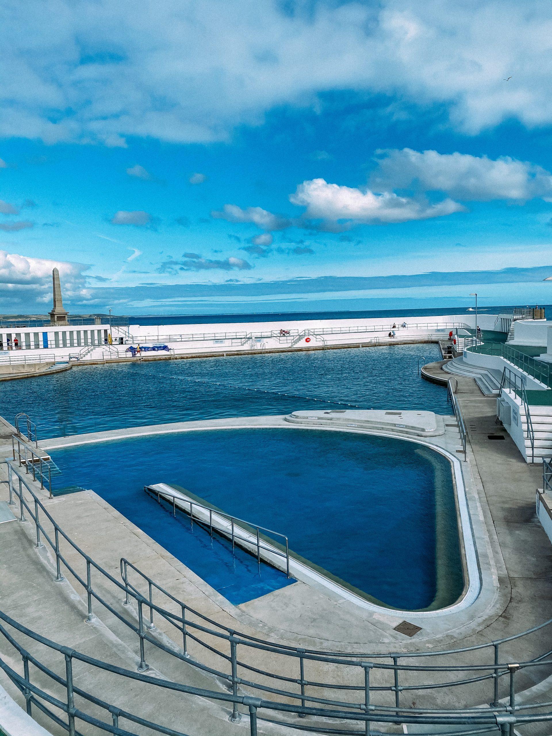 Jubilee Pool, Penzance, Cornwall