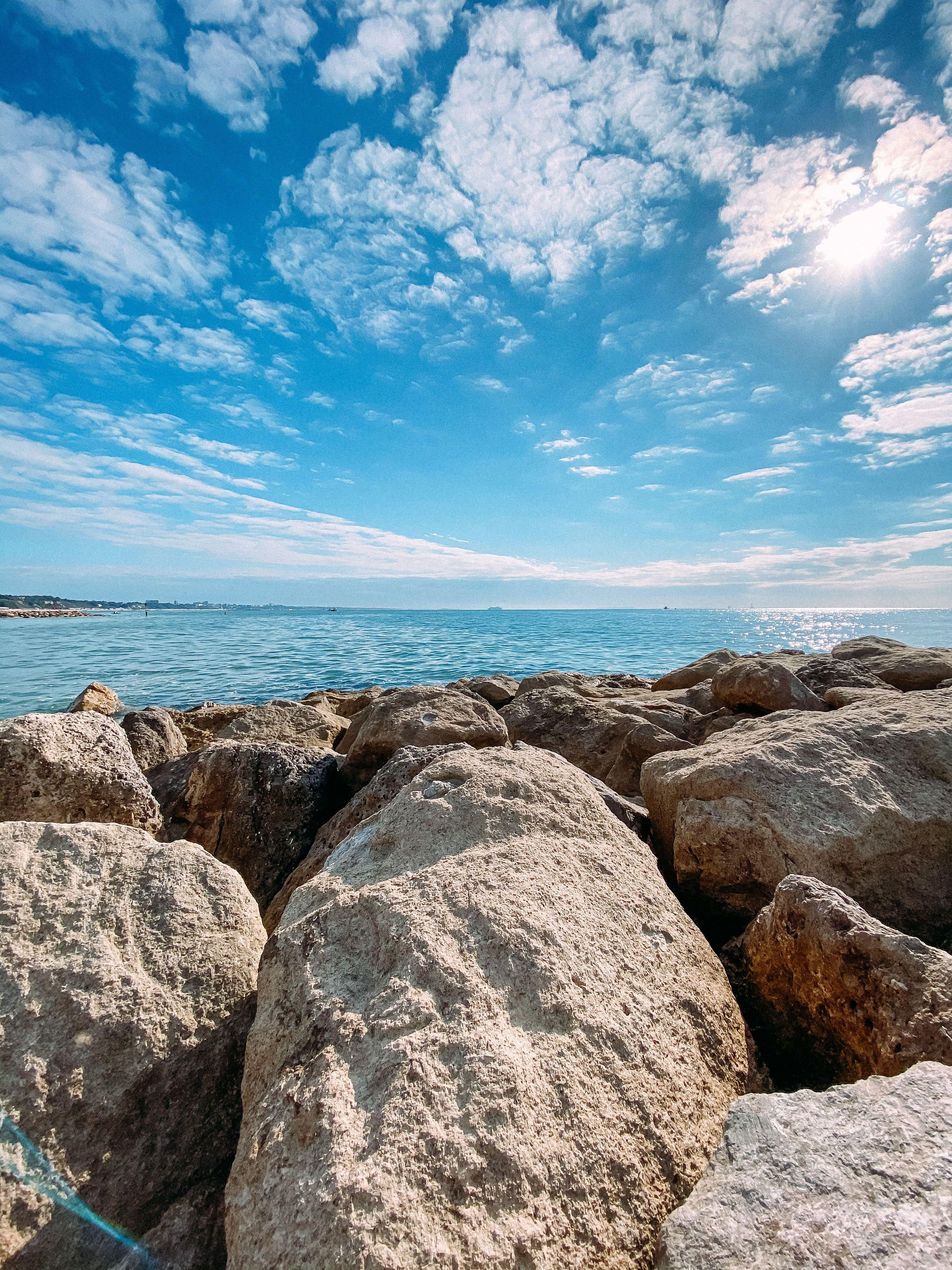 Sandbanks beach Dorset UK