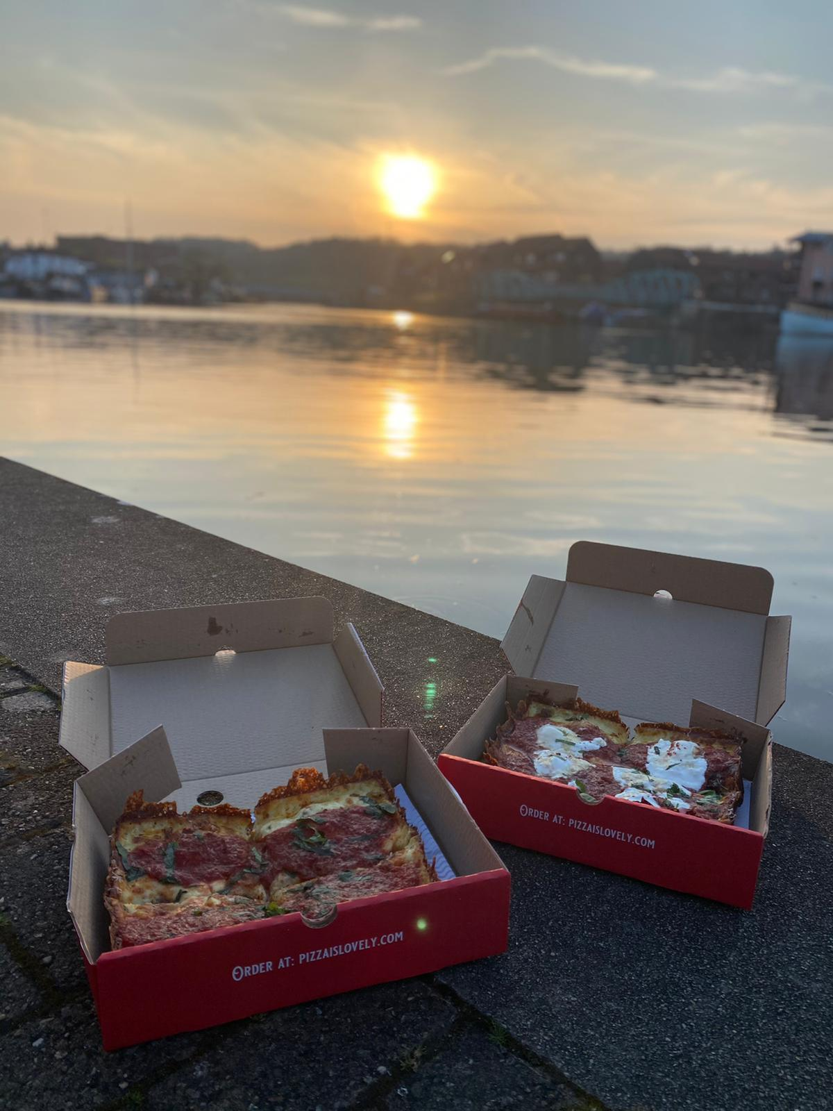 Pizza Is Lovely Bristol