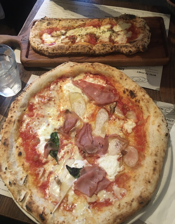 Franco Manca Bristol Pizza