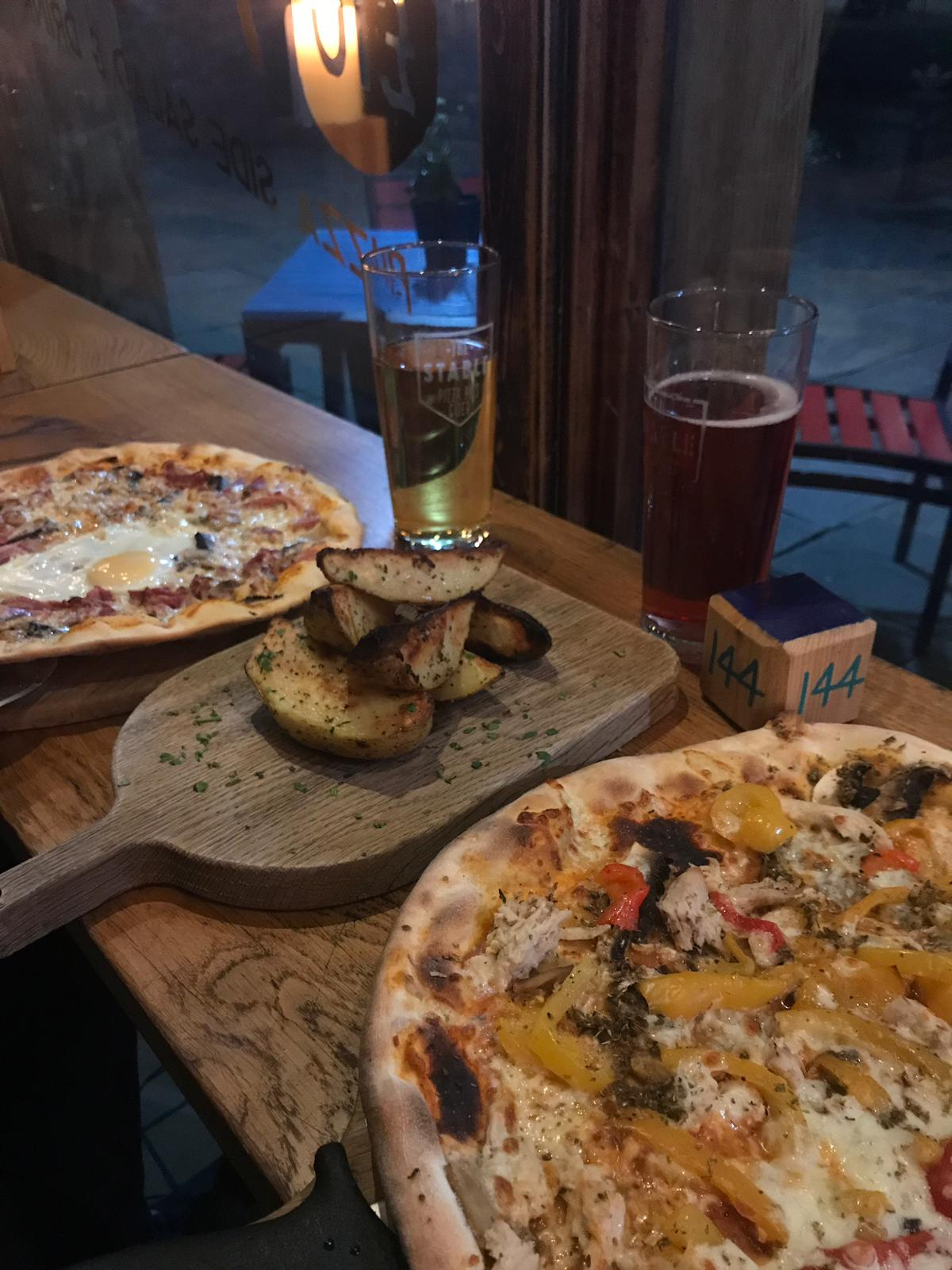 The Stable Bristol Pizza