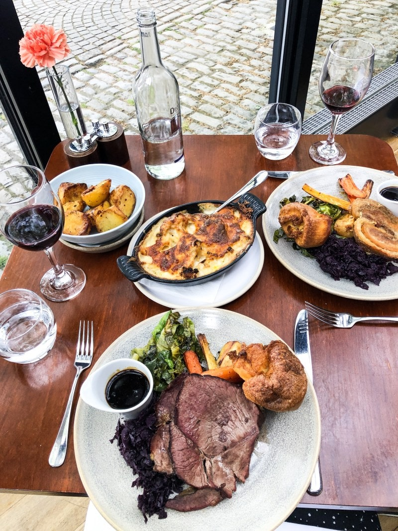 The River Grille Sunday Roast, Bristol from Food Nerd 4 Life
